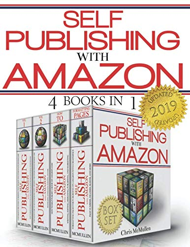 Self-Publishing with Amazon (4 Books in 1)