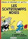 Les Schtroumpfs, tome 1 : Les Schtroumpfs noirs par Peyo