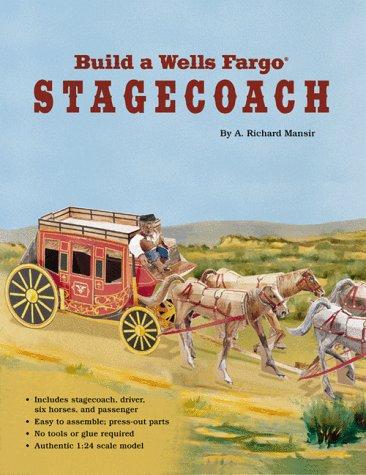 wells fargo stagecoach model - 1