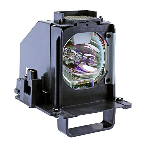 FI Lamps Mitsubishi WD65638 Rear Projector TV Assembly with OEM Bulb and Compatible Housing