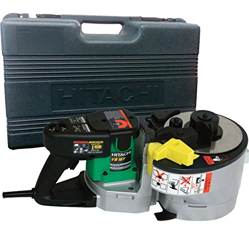 Hitachi VB16Y Portable Rebar Cutting and Bending Machine + CASE