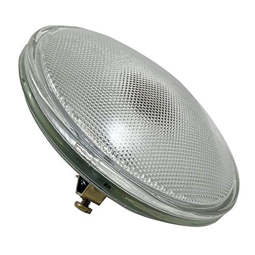 GE Lighting 16542 50-watt 330-Lumen PAR36 Wide Floodlight Bulb with Screw Terminal Base, Soft White, 1-Pack