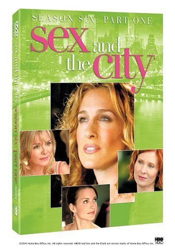 Sex and the City: Season 6, Part 1 by HBO Studios -