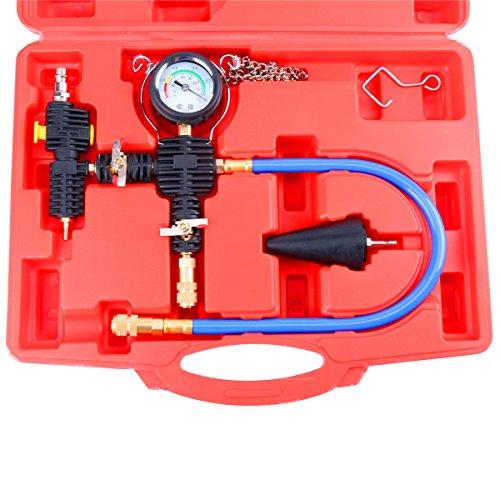 [해외]8milelake 냉각 시스템 진공 퍼지 및 라디에이터 키트 용 리필 카반/8milelake Cooling System Vacuum Purge And Refill Car Van For Radiator Kit
