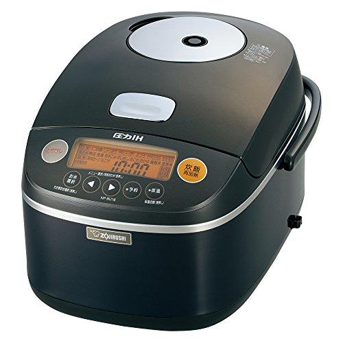 Zojirushi IH pressure rice cooker 1 bushel black NP-BU18-BA (Zojirushi Rice Paddle compare prices)