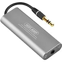 Zerone Mini amplificador Hi-Fi SD05 Hi-Fi estéreo amplificador de auriculares AMP 3,5 mm AUX Digital Audio Player para…