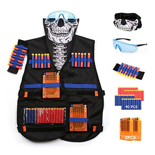 Afala Tactical Vest Kit for Nerf Guns N-Strike Elite Series for sale