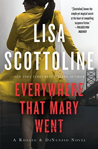 Everywhere That Mary Went (Rosato & Associates Book 1) cover