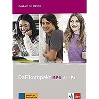 DaF kompakt neu A1-B1 : Kursbuch (1CD audio MP3)