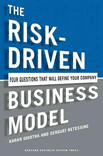 risk driven business model - 7