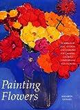 Painting Flowers, Elizabeth Leonard, 0823036308