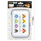 Pokemon 3DS XL Hard Case EEVEE Umbreon Espeon Vaporeon Fareon Jolteon Carrying Travel Pouch Protector XY