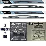 #7: 2 Wiper Set - Trico 67-261 26