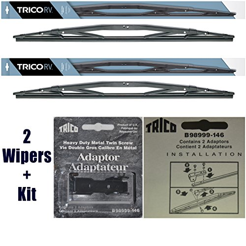 2 Wiper Set - Trico 67-261 26