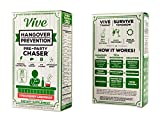 Cheap VIVE for Hangovers – Liver Detox, Hydration & Nutrient Replenishment Supplement – Electrolytes, B-Vitamins, Antioxidants – 6 Packets