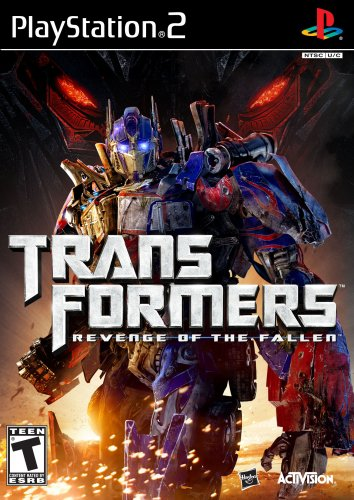 Transformers: Revenge of the Fallen - PlayStation 2 (Playstation 2 Transformers Games)