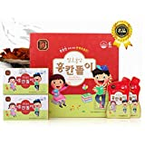 NH HANSAMIN Fermentative Korean Red Ginseng Beverage 20ml x 30 Packs For 3~13 yrs Kids