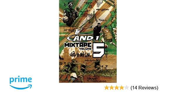 Amazon com: And 1 Mixtape, Vol  5 (Street Basketball): Set Free