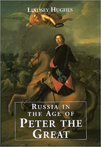 Book Russia in the Age of Peter the Great