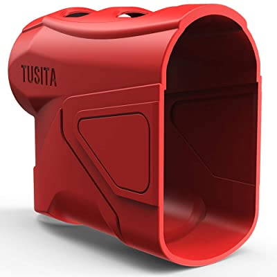 TUSITA Case for TecTecTec ULT-X - Silicone Protective Cover - Golf Laser Rangefinder GPS Accessories: MP3 Players & Accessories