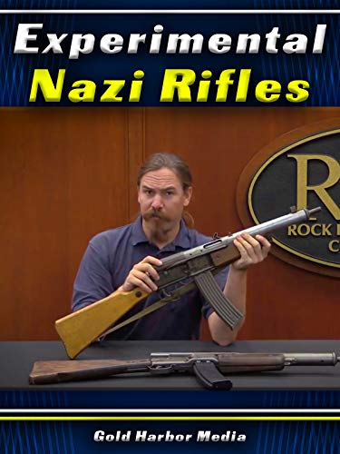 Gold Harbor - Experimental Nazi Rifles