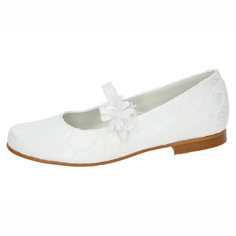 Zapatos rojos de punta abierta formales infantiles FNooFV4Vp