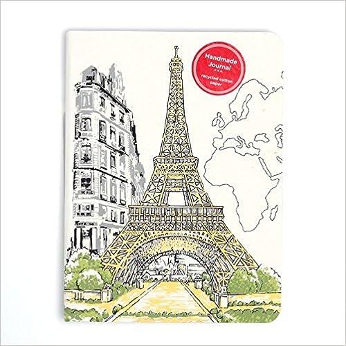 Paris Notizbuch City monbijou