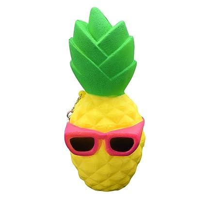 Amazon.com: Squishy Juguete, balakie Squeeze Piña Squishy ...