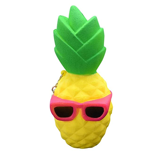 Amazon.com: Squishy Juguete, balakie Squeeze Piña Squishy ...