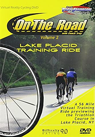 Spinervals Virtual Reality 2.0 Lake Placid Training Ride DVD (Virtual Fitness Dvds)