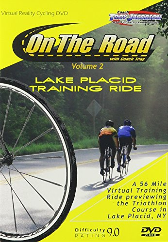 (Spinervals Virtual Reality 2.0 Lake Placid Training Ride DVD)
