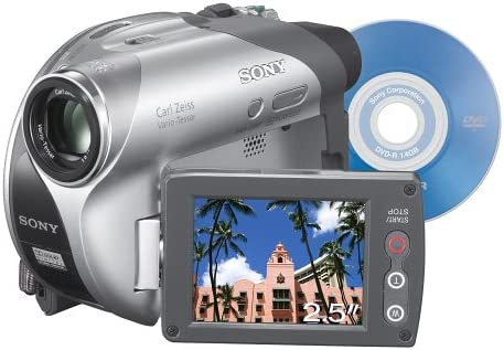 Sony Handycam Dcr Dvd105e Videokamera Kamera Camera Elektronik