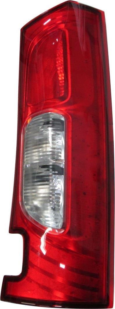 Citan 2012-2 Rear Doors Rear Tail Light Lamp O//S Drivers Right