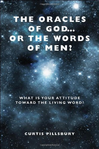 The Oracles of God...or The Words of Men? Pdf