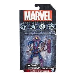 Marvel Infinite Series Marvel's Hawkeye 3.75 Inch Figure
