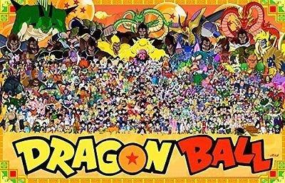 sdore Dragon Ball comestible 1/4 hoja imagen pastillaje ...