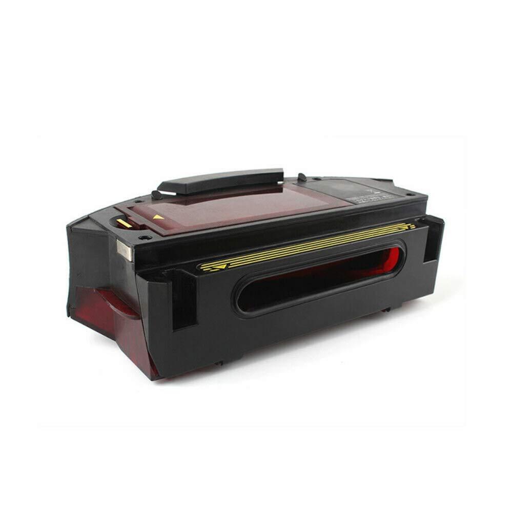 Lucoss Cajon Caj/ón de Polvo con Filtro de Repuesto for iRobot Roomba 805//860//861//864//870//871//880//885