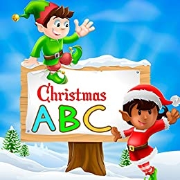 4a15a3ef1a1a Christmas books  Christmas ABC Rhyming Bedtime Story-Picture book ...