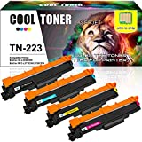 Cool Toner Compatible TN223 TN-223 TN227 Toner Replacement for Brother MFC L3770CDW Brother