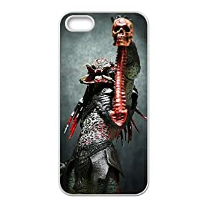 iPhone 5,5S Phone Cases White Predator ERG708582