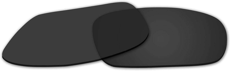 Ken Block Polarized Replacement Sunglasses Lenses for Spy Optic Spy Helm Black oGeee