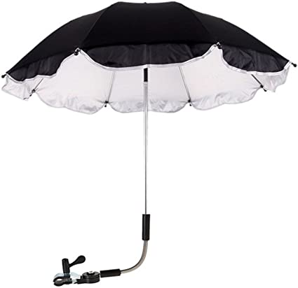 Universal Pushchair Pram CANOPY Sun Shade Rain Protection Umbrella Cover