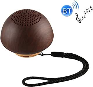 for Mobile Phones/Tablets/Laptops, Support Hands-Free Calls & A2DP / AVRCP/HFP/HSP, Bluetooth Distance: 10m,Brown