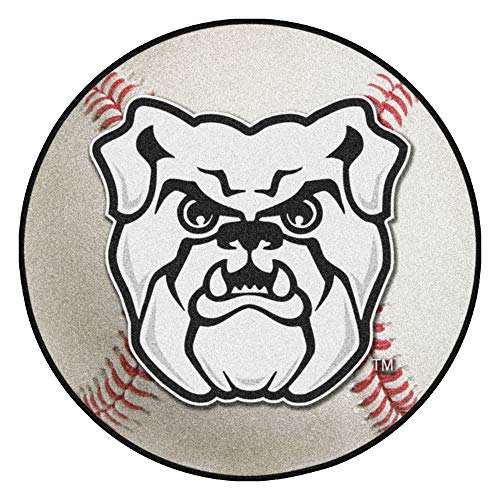 (FANMATS NCAA Butler University Bulldogs Nylon Face Baseball Rug)