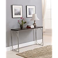 Kings Brand Entryway Console Sofa Occasional Table