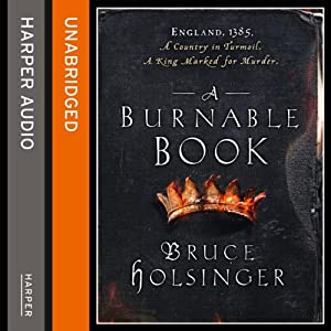 A Burnable Book Audiobook