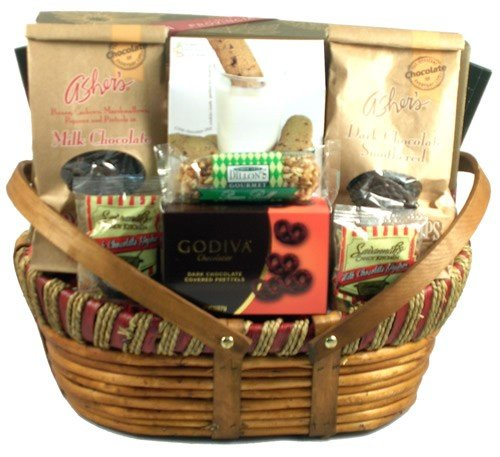 La Bella Italian Spa and Gourmet for Her -Women's Birthday, Holiday, or Mother's Day Gift Basket Idea