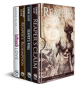Download for free Satan's Sons MC Series Boxed Set: Books 1 - 3 +  A Bonus Biker Romance Novel