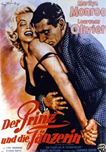 The Prince and the Showgirl - Movie Poster - 11 x 17