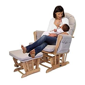 Astonishing Amazon Com Babylo Oxford Glider Chair Baby Machost Co Dining Chair Design Ideas Machostcouk